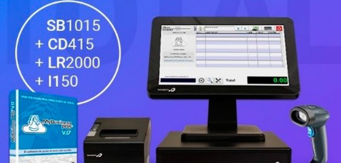 MyBusiness POS y Bematech