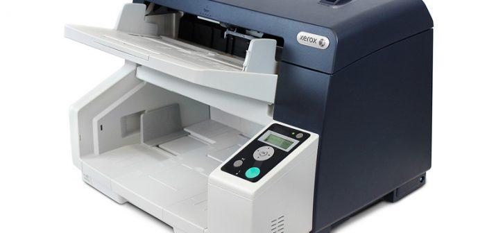 Xerox ofrece escaneo en paralelo