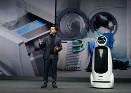 LG Electronics y su visión 'AI for an even better life' en CES 2019