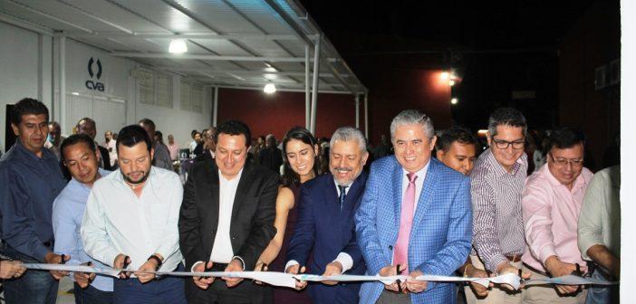 Inauguración CVA Cuernavaca