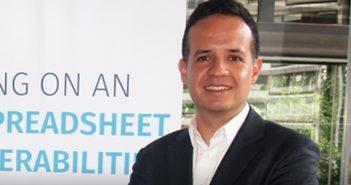 Luis Isselin, director general de Tenable México