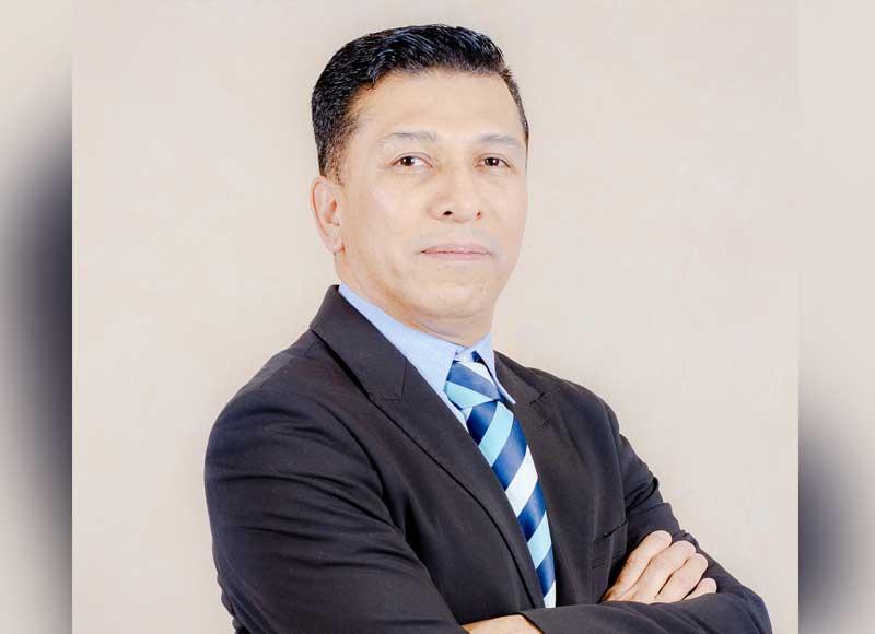 Jesús Duarte, Gerente Comercial