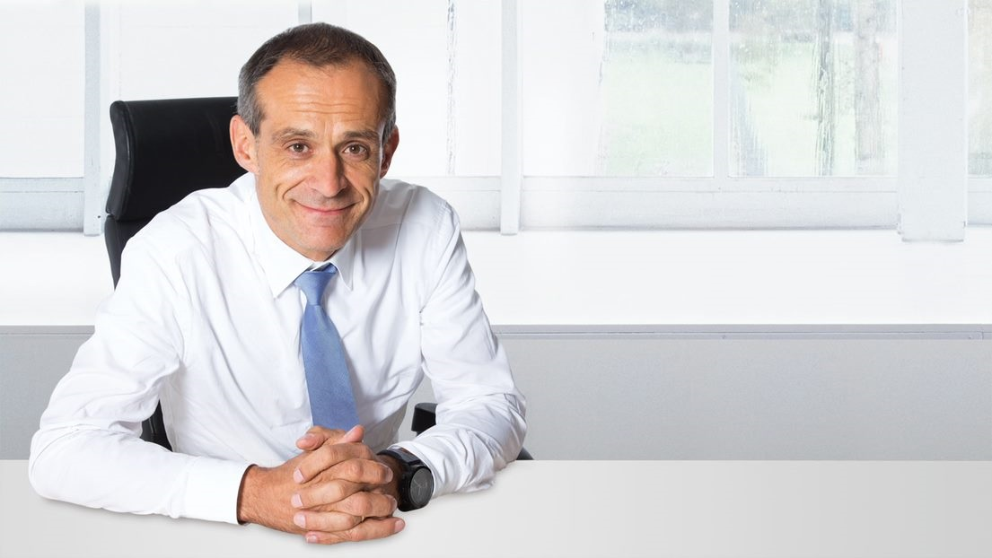 Jean Pascal, CEO de Schneider Electric
