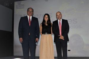 Manuel Zamudio, Mariana Ramírez y Francisco Ramírez