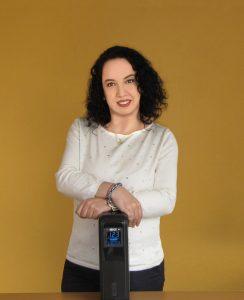 Karla Luna, gerente Marketing Tripp Lite