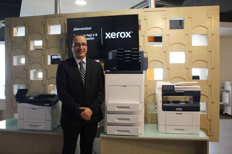 José de la Cruz, Xerox