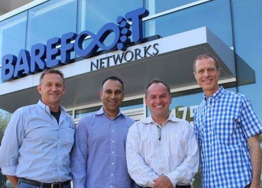 Anuncia Intel adquisición de Barefoot Networks