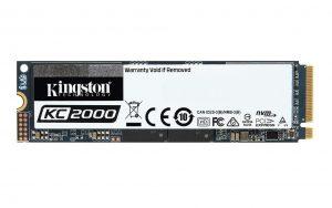 SSD-KC2000-NVMe-PCIe