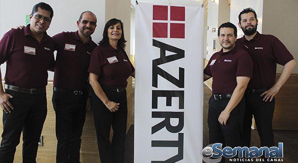 Demo Azerty 2019
