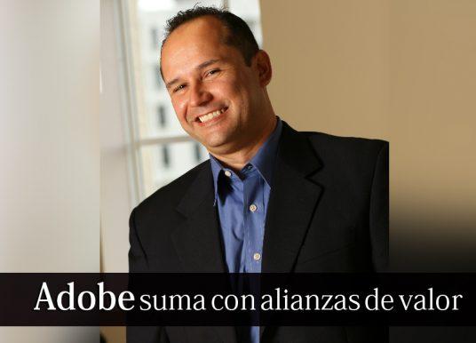 Adobe suma con alianzas de valor