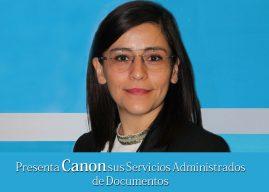 Presenta Canon sus Servicios Administrados  de Documentos