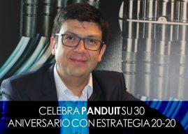 Celebra Panduit su 30  aniversario con estrategia 20-20