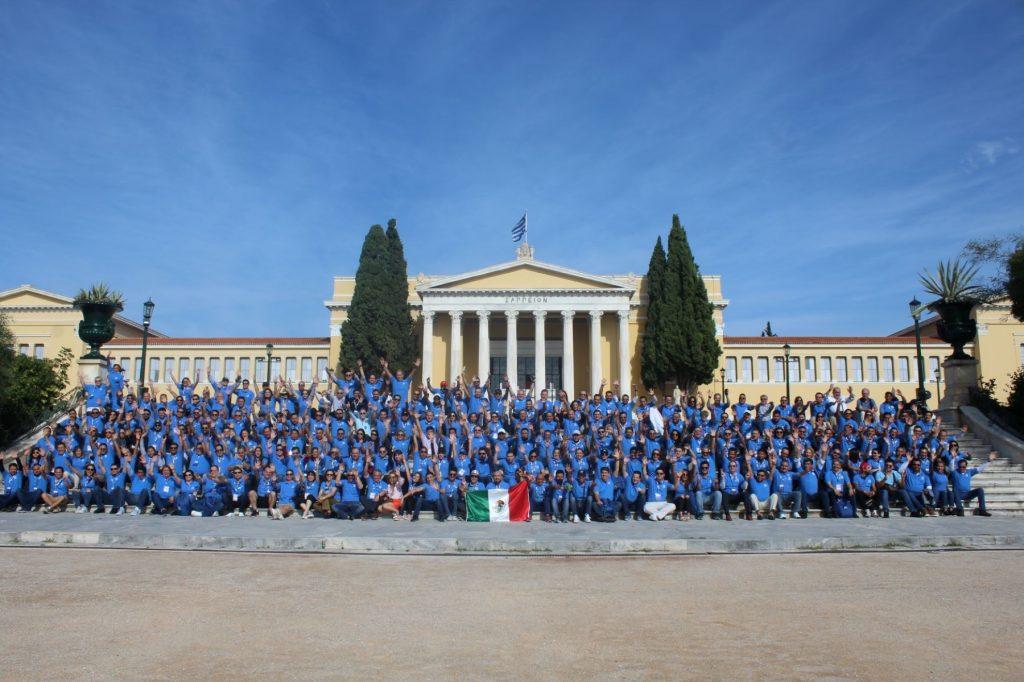 Convención CVA Atenas 2019