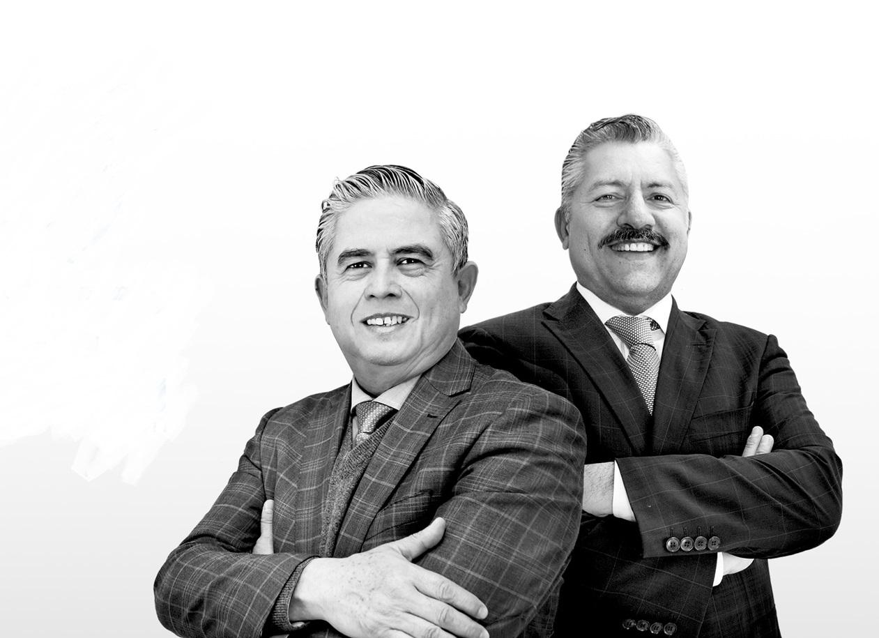 Fernando Miranda y Adolfo Mexía