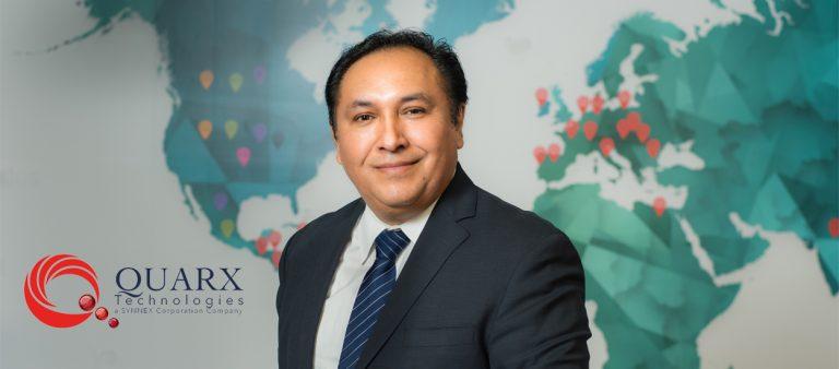 Héctor Lara,Quarx Technologies