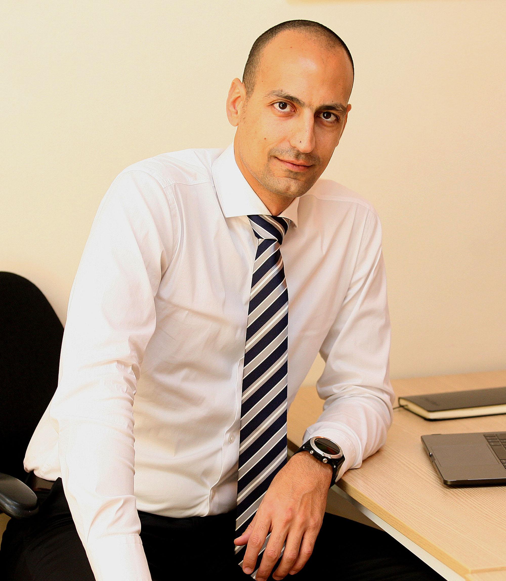 Alain Karioty, Netskope